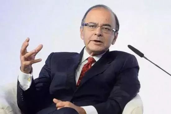 印度财政部长阿伦・贾特里