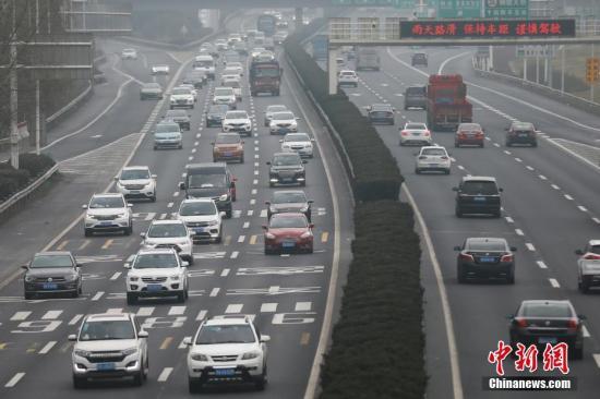 春运期间道路交通事故起数、死亡人数同比大幅下降