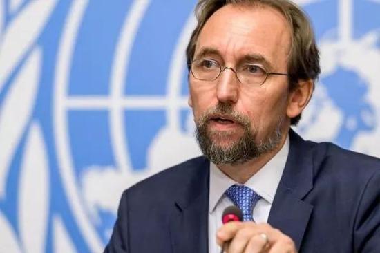 我外交部怼联合国高级专员 这国网友齐呼:感谢中国