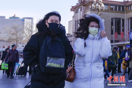 京津冀28个城市PM2.5浓度均同比下降 北京降53.8%