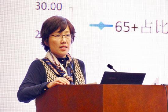 張盈華,中國社科院社會發展戰略研究院副研究員