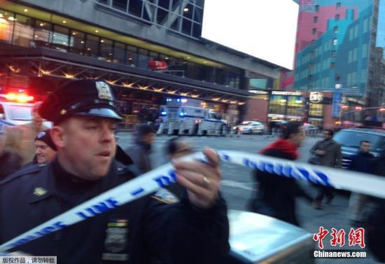 纽约地铁爆炸案嫌犯被控6项罪名 庭审拒不认罪