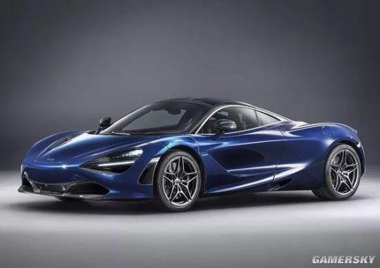 迈凯伦绝美新超跑发布 全球仅一辆售价247万元
