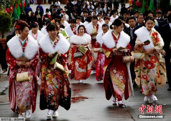 日本一和服供应商成人节玩失联 警方接多起投诉