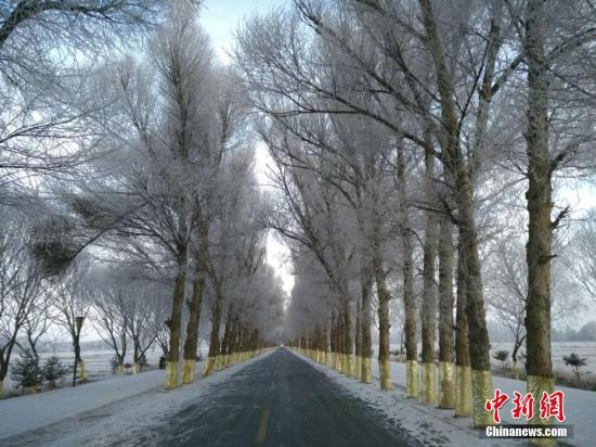 降温来袭 冷空气影响北方局地降温可达8℃以上