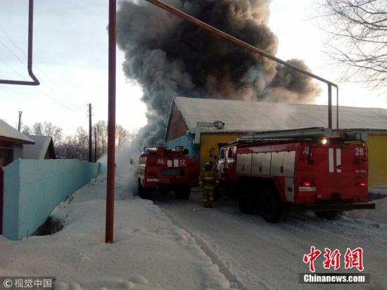 俄火灾致中国公民严重伤亡 驻俄使馆提醒安全用火