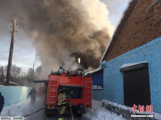 俄火灾7名中国公民遇难 中领馆吁加强消防自查