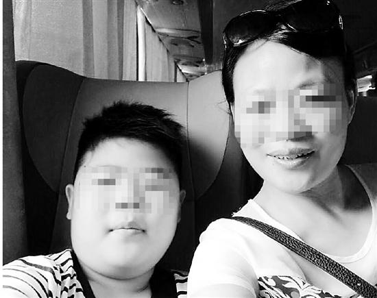 云涛和妈妈