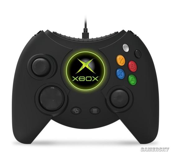 初代Xbox超大号手柄复刻版将于3月上市 售价452元