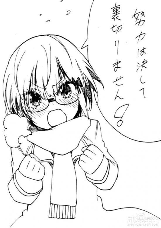 JUMP人气漫画《我们无法一起学习》作者为日本考生绘制应援图 热情满满