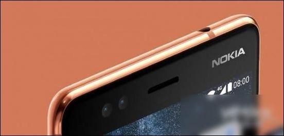 诺基亚9渲染图现身:的确前置双摄系统/圆角设计