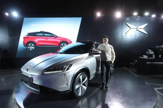 小鹏汽车获22亿元投资:阿里巴巴、富士康领投
