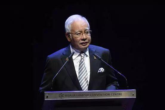 ▲马来西亚总理纳吉布(法新社)