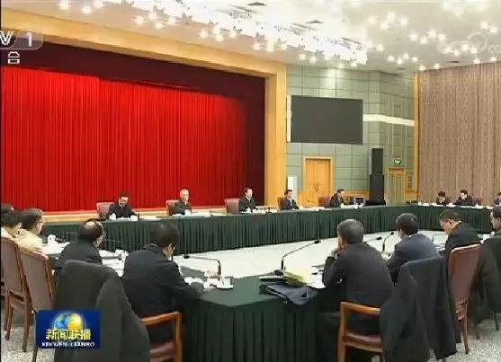 刘鹤换座位了:坐在国务院副总理张高丽右手边