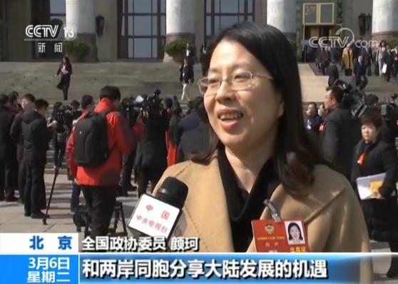 """代表委员谈台湾问题:反""""台独""""是中国人共同意志"""