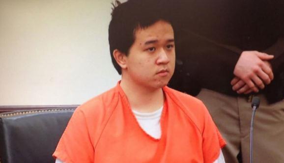 一中国留学生在美非法持枪 面临5年监禁