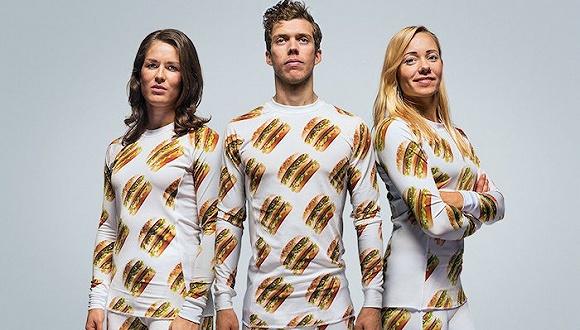 麦当劳时装