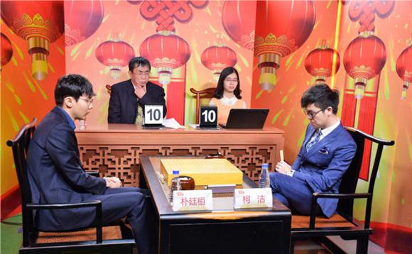 首次与大学生围棋世锦赛同场 两位大学生柯洁和周睿羊获倡棋杯决赛权