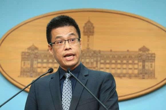 台湾地区领导人办公室发言人黄重谚