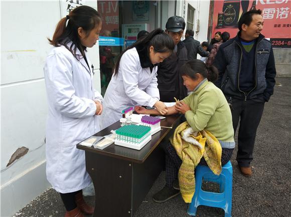 梁平安胜镇开展精神障碍患者清查评估工作|患