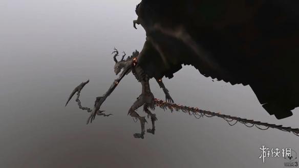 《血源》未使用角色模型再曝光 骑战马BOSS英姿飒