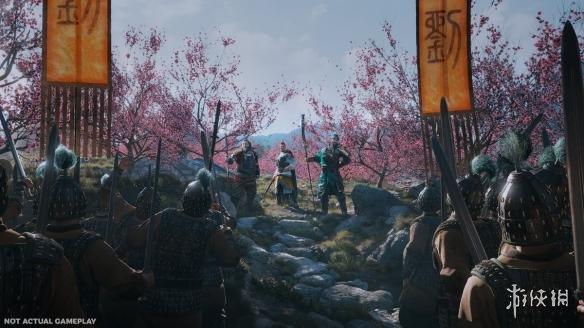 《全面战争:三国》公布老外炸锅:喜欢中国元素游戏