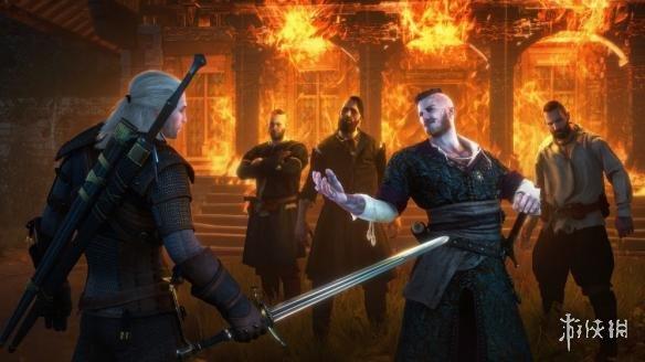 《巫师3:狂猎》新增强MOD发布 战斗更刺激更有乐趣