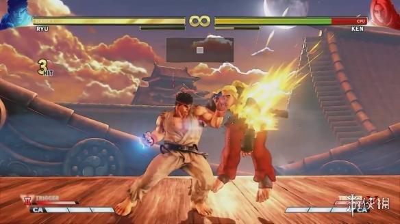 ag电子游戏破解:《街头霸王5:街机版》公布新预告片_展示并介绍V