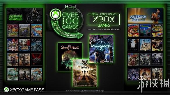 Xbox月费用户扩展计划:将可免费玩微软独占新作