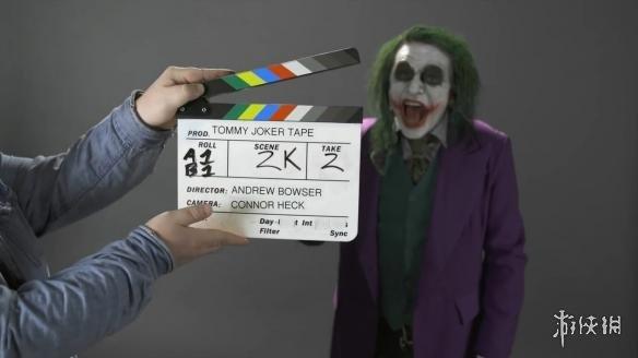 """史上最烂电影《房间》导演试镜""""小丑""""片段 像神经病"""
