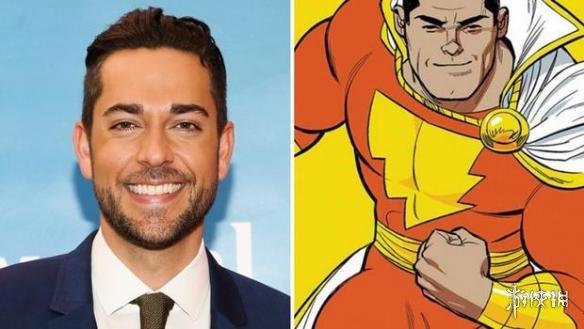 DC新片《沙赞》定档明年4月5日 逗趣风格超级英雄!