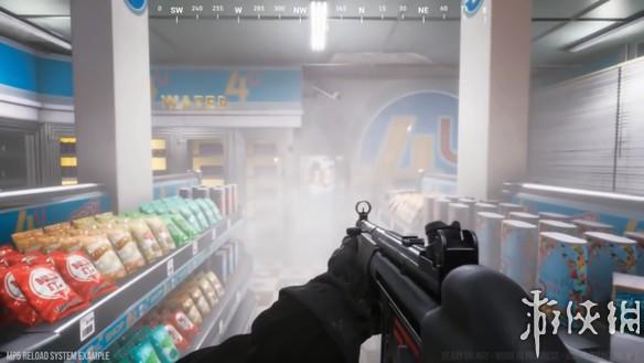 硬核FPS《准备突击》官方公布新演示 实机内容展示