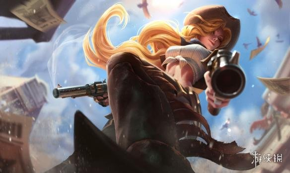 《英雄联盟》厄运小姐新原画创作过程 细节精美令人惊叹!