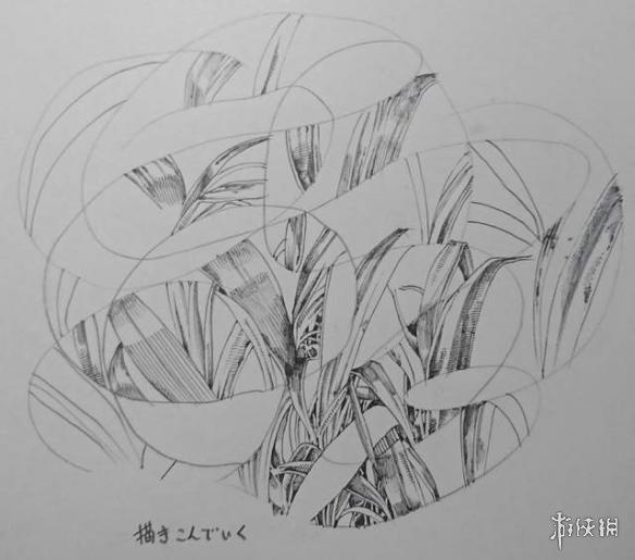 香港日本画师公布绘画技巧走红 精美画作始于乱涂一通!