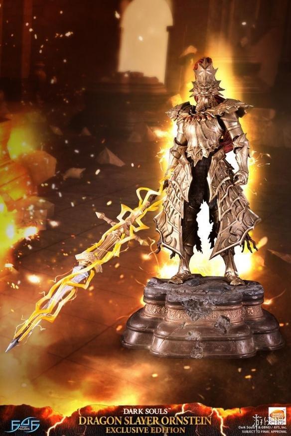 《黑暗之魂》猎龙者超炫手办 价格不菲一般人买不起!
