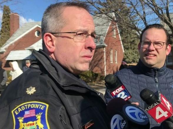 美国密歇根州一房屋起火 独留家中的3名儿童遇难
