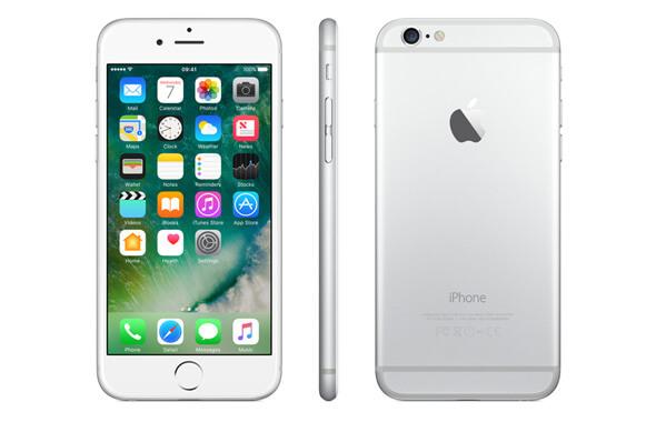 苹果有什么权力让我们的旧款iPhone变慢的照片