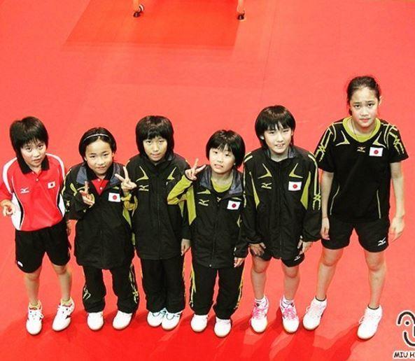 主力高挂免战牌!日本乒球亚运阵容皆为板凳队员