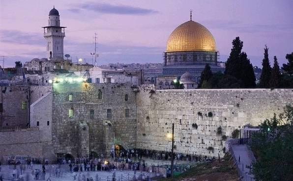"""不管将要关门 美国承认耶路撒冷为以色列首都 点燃""""火药桶"""""""