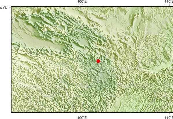12月15日2时54分青海黄南州泽库县发生4.9级地震