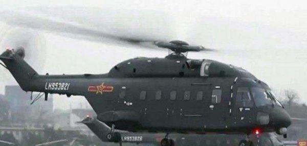 解放军引入新型运输直升机 或将用于空中突击作战国富中小盘