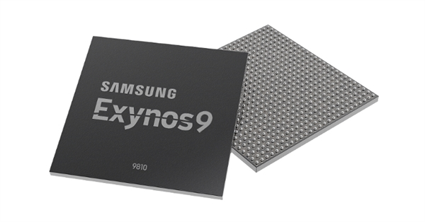 三星发布Exynos 9810:10nm 2.9GHz、单核性能翻