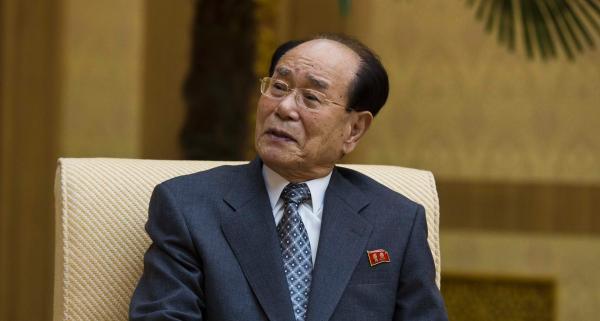 朝鲜最高人民会议常任委员会委员长金永南 东方IC 资料