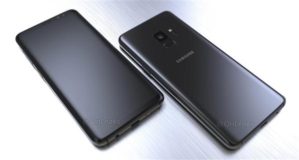 三星新旗舰S9未发布已遭国内山寨 售价不到2千