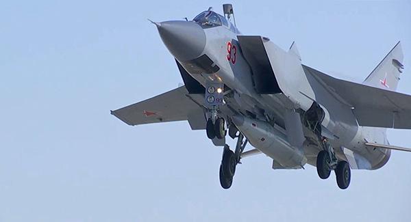 """俄公布""""匕首""""超音速导弹细节,将成为俄军反"""