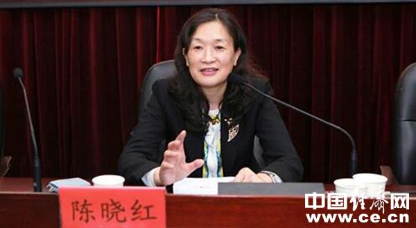陈晓红委员:学界应超前研究区块链