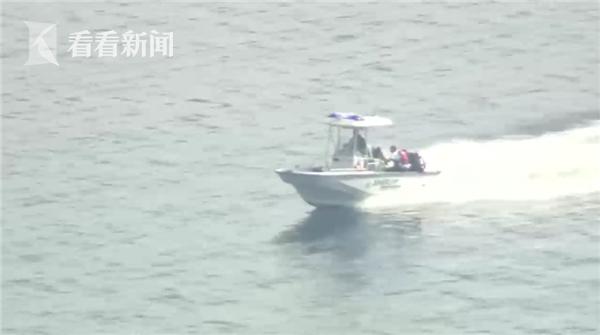 视频 美国一架小型教练机失事坠湖 两名中国学员遇难遗体已打捞上岸