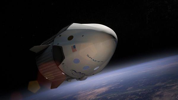 SpaceX为NASA执行空间任务:二手火箭+飞船