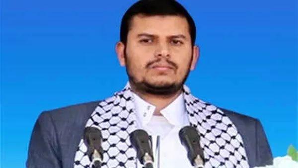 图为胡塞武装领导人阿卜杜勒·马利克·胡塞