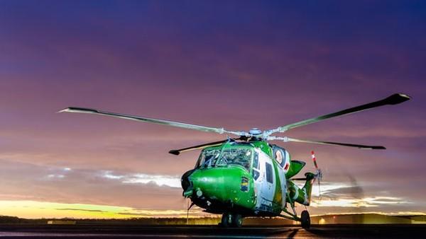 英国陆军宣布山猫韦斯特兰Lynx直升机1月31日退役
